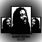 Thumbnail for the Dennis Brown - The Reggae Artists Gallery Platinum Edition link, provided by host site