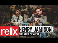 Thumbnail for the Henry Jamison - The Relix Session link, provided by host site