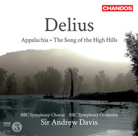 Thumbnail for the Frederick Delius - The Song of the High Hills (arr. T. Beecham): Tempo I - Più mosso ma tranquillo - With exultation (not hurried). Maestoso - Tempo I - Very slow link, provided by host site