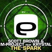 Thumbnail for the Scott Brown - The Spark link, provided by host site
