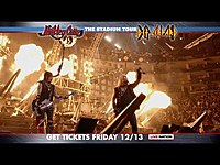 Thumbnail for the Mötley Crüe - The Stadium Tour 2020 link, provided by host site