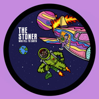 Thumbnail for the Iron Barz - The Stoner Who Fell to Earth link, provided by host site