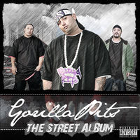 Thumbnail for the Gorilla Pits - The Street Album link, provided by host site