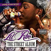 Thumbnail for the Lil Rue - The Street Album link, provided by host site