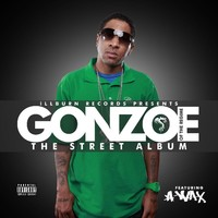 Thumbnail for the Gonzoe - The Street Album link, provided by host site