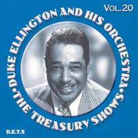 Thumbnail for the Duke Ellington Orchestra - The Treasury Shows, Vol. 20, Pt. 2 link, provided by host site