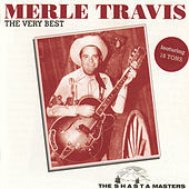 Thumbnail for the Merle Travis - The Very Best link, provided by host site