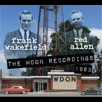 Thumbnail for the Red Allen - The WDON Recordings 1963 link, provided by host site