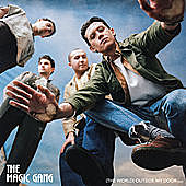 Thumbnail for the The Magic Gang - (The World) Outside My Door link, provided by host site