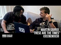 Thumbnail for the Martin Garrix - These Are The Times link, provided by host site