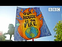 Thumbnail for the T.I. - This is happening to our planet - right now 🌎 BBC link, provided by host site