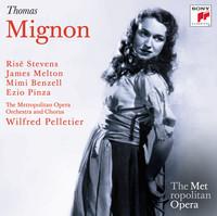 Thumbnail for the Ambroise Thomas - Thomas: Mignon (Metropolitan Opera) link, provided by host site