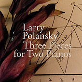 Thumbnail for the Marilyn Nonken - Three Pieces for Two Pianos: I. — link, provided by host site