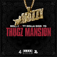 Thumbnail for the Mozzy - Thugz Mansion link, provided by host site
