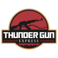 Thumbnail for the Medicine Man - Thunder Gun Express link, provided by host site