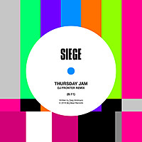 Thumbnail for the Siege - Thursday Jam (DJ Fronter Remix) link, provided by host site