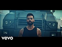 Thumbnail for the Ricky Martin - Tiburones link, provided by host site
