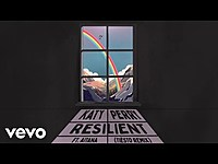 Thumbnail for the Katy Perry - Resilient [Remix] - Visualizer link, provided by host site