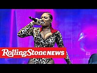 Thumbnail for the Megan Thee Stallion - TikTok's Most Listened-To Artist in 2020   RS News link, provided by host site
