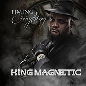 Thumbnail for the King Magnetic - Timing Is Everything link, provided by host site