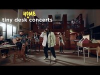Thumbnail for the Sech - Tiny Desk (Home) Concert link, provided by host site
