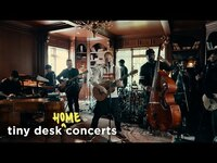 Thumbnail for the Ed Sheeran - Tiny Desk (Home) Concert link, provided by host site