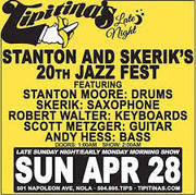 Thumbnail for the Stanton Moore - Tipitina's link, provided by host site