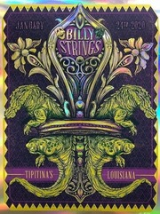 Thumbnail for the Billy Strings - Tipitina's link, provided by host site