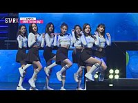 Thumbnail for the CLC - 가 들려주는 무한 긍정 송 'To the sky' (쇼케이스) link, provided by host site