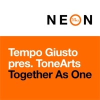 Thumbnail for the Tempo Giusto - Together as One (Club Mix) link, provided by host site