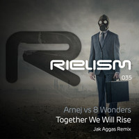 Thumbnail for the Arnej - Together We Will Rise (Jak Aggas Remix) link, provided by host site