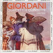 Thumbnail for the Stefano Veggetti - Tommaso Giordani: Quartets & Quintets link, provided by host site