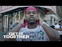 Thumbnail for the A$AP Ferg - Tony Hawk & More Join Aleali May in Harlem & The Bronx to Talk Style | Get It Together link, provided by host site
