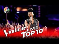 """Thumbnail for the Courtney Harrell - Top 10: """"If I Could Turn Back Time"""" link, provided by host site"""