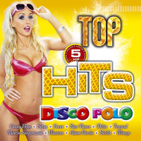 Thumbnail for the Various Artists - Top Hits Disco Polo Vol. 5 link, provided by host site