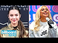 Thumbnail for the Olivia Rodrigo - Tops Hot 100 & Shares Her Reaction, Stars Set For Biden Inauguration | Billboard News link, provided by host site