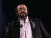 Thumbnail for the Luciano Pavarotti - Torna a Surriento link, provided by host site