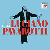 Image of Luciano Pavarotti linking to their artist page due to link from them being at the top of the main table on this page