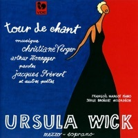 Thumbnail for the Ursula Wick - Tour de chant: Quand tu dors link, provided by host site