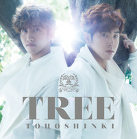Thumbnail for the TVXQ! - TREE link, provided by host site