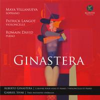 Thumbnail for the Gabriel Sivak - Tres instantes oníricos, pour soprano, violoncelle et piano: II. De los álamos link, provided by host site