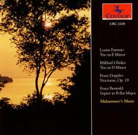 Thumbnail for the Mikhail Glinka - Trio pathetique in D Minor: II. Scherzo: Vivacissimo link, provided by host site