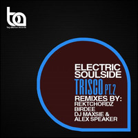 Thumbnail for the Electric Soulside - Trisco (The Remixes Pt. 2) link, provided by host site