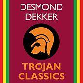 Thumbnail for the Desmond Dekker - Trojan Classics link, provided by host site