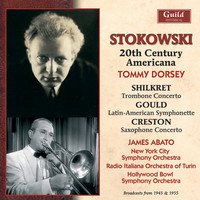 Thumbnail for the Nathaniel Shilkret - Trombone Concerto: I. — link, provided by host site