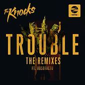 Thumbnail for the The Knocks - TROUBLE (Remixes) link, provided by host site