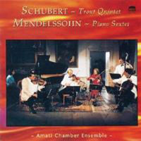 Thumbnail for the Amati Chamber Ensemble - Trout Quintet and Piano Sextet link, provided by host site