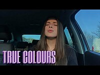Thumbnail for the Lily Rose - True Colours (Cyndi Lauper) link, provided by host site