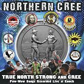 Thumbnail for the Northern Cree - True North Strong and Cree: Pow-Wow Songs Recorded Live at Enoch link, provided by host site