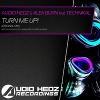 Thumbnail for the Audio Hedz - Turn Me Up! link, provided by host site